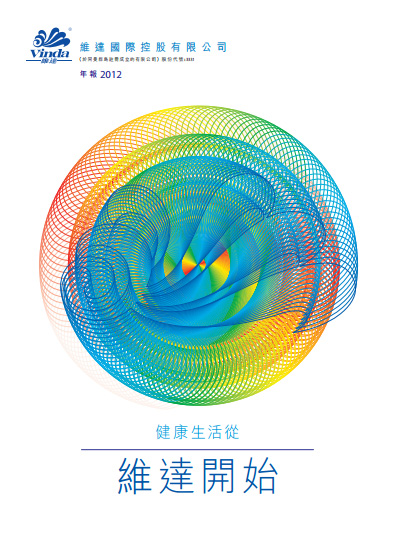 financial reports丨annual report 2012