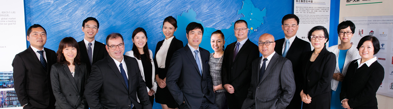 董事会及集团管理层丨集团管理层